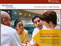 Meet the Faculty Webinar