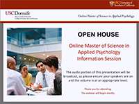 Virtual Open-House Webinar